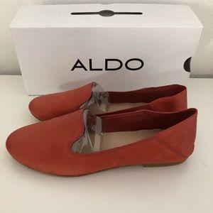 Aldo Dimitria Loafers - Burnt Orange
